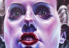 'The Bride of Frankenstein (Detail)' by Jason Edmiston (http://www.jasonedmiston.com/)