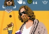 'The Dude Abides' by Jude Buffum