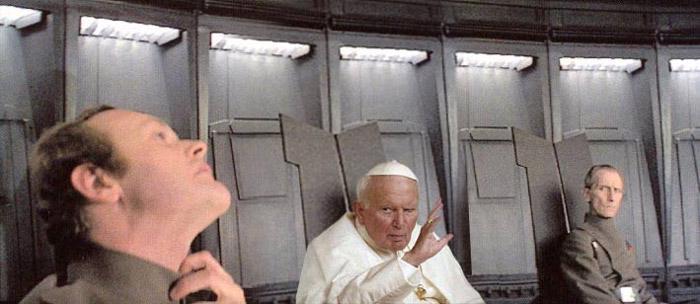 I find your lack of faith disturbing...