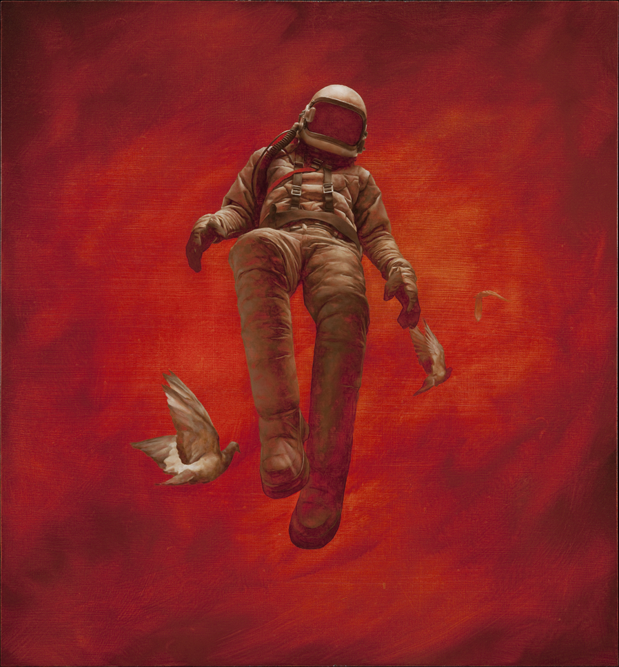 The Paintings of Jeremy Geddes